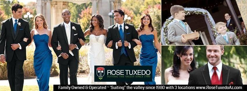 rose tuxedo ww