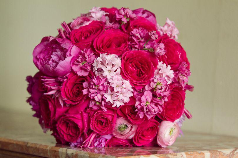 ashley ryan bridal bouquet 2