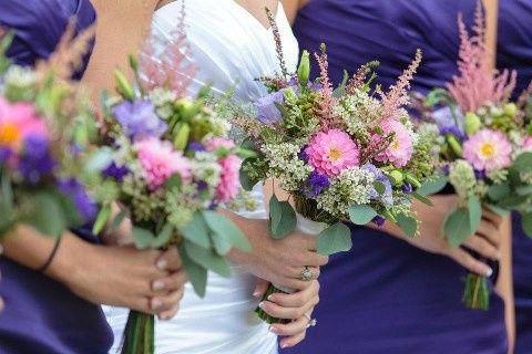 Weddign bouquets
