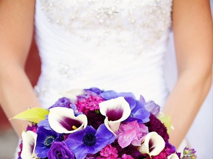 Tmx 1350100687796 PurpleCallaAneomasBridalBouquet Saint Louis, MO wedding florist