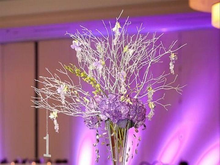 Tmx 1350102276207 StemsFloristSt.LouisStructuredPurplewithGlirz Saint Louis, MO wedding florist