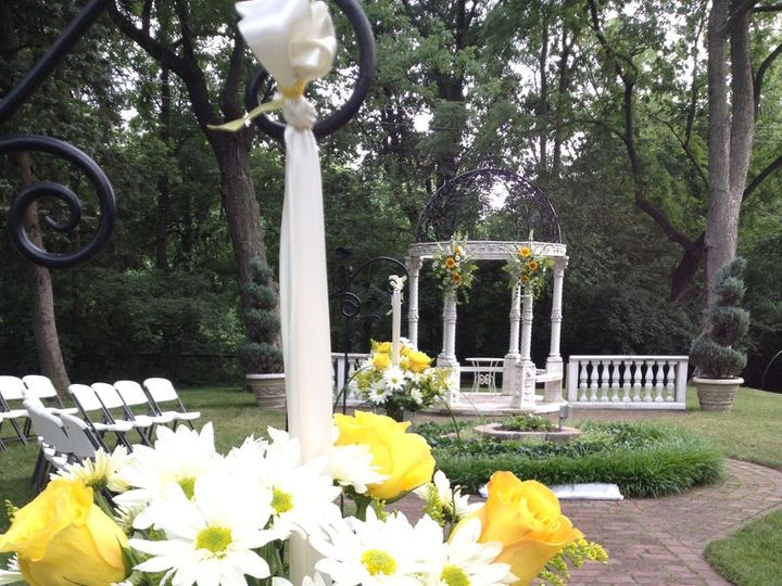 Tmx 1356075529075 SummerGardenWedding1 Saint Louis, MO wedding florist