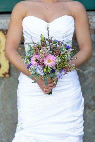 Tmx 1356075652887 NicoleandAaronBridalBouquet Saint Louis, MO wedding florist