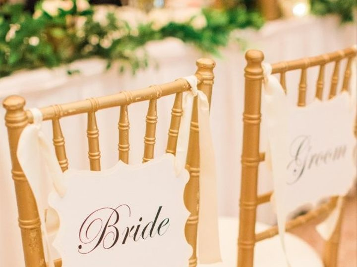 Tmx 1482944992160 Allison  Guy   Bride  Groom Chairs Saint Louis, MO wedding florist
