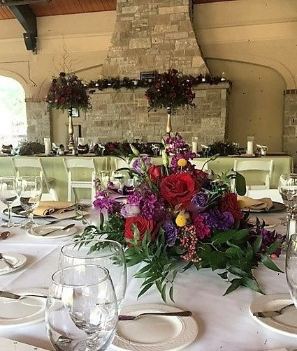 Tmx 1482945302801 Old Barn Inn   St. Albans   Centerpiece Reception  Saint Louis, MO wedding florist