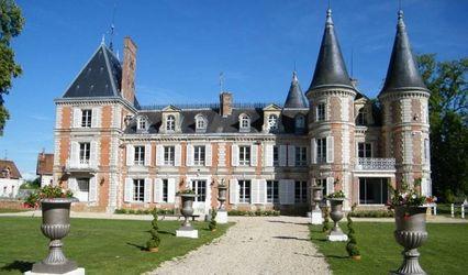 Château de la Plumasserie 1