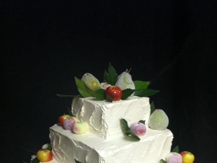 Tmx 1447987756925 Image Jericho wedding cake
