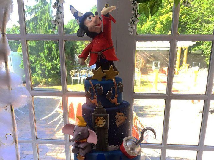 Tmx 1447987801589 Img5306 Jericho wedding cake