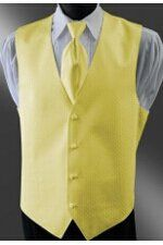 Sunbeam Essex vest with matching windsor tie