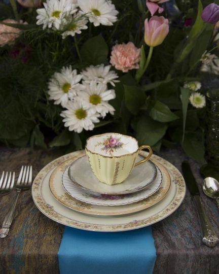 Cute teacup