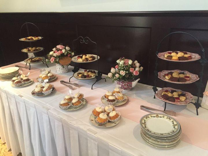Table arrangement