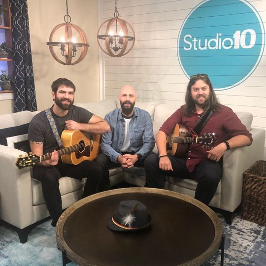TITTB Trio on WJAR Studio 10!