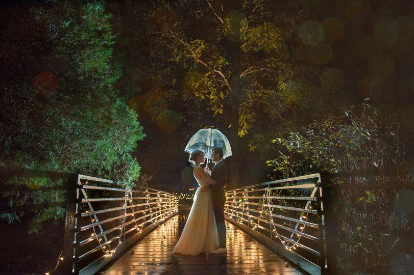 Upon the bridge - Yana Benjamin Photography