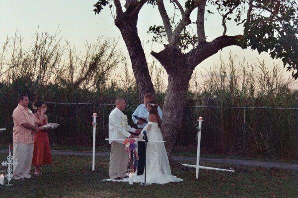 ceremony in Miami Fl.