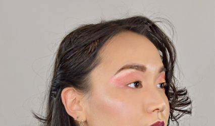 Alisa Blaginina Makeup
