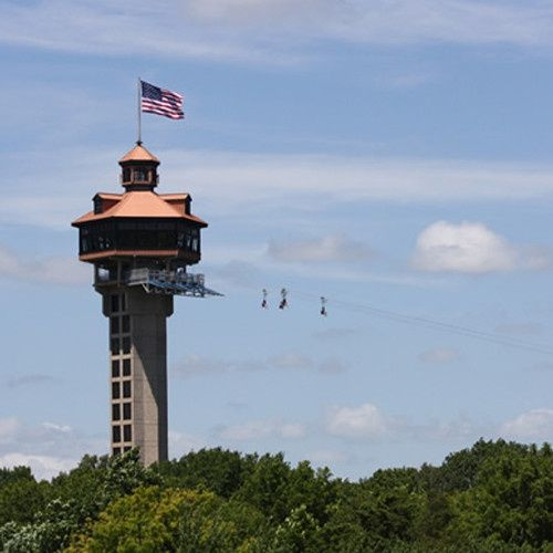 inspiration tower branson