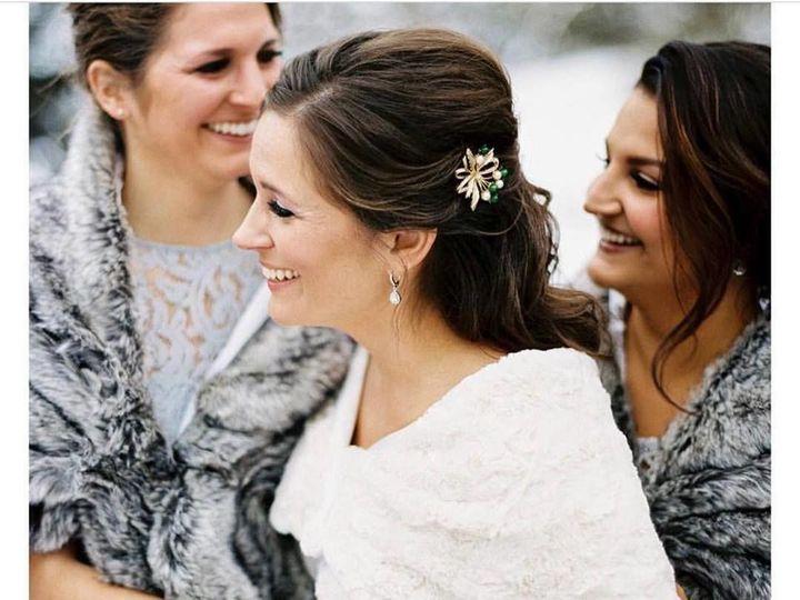 Tmx 1516238558 A783a0c4f0981a6b 1516238557 4ef9f66d2134c689 1516238558627 1 26805187 158478997 Dyer, Illinois wedding beauty