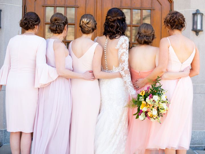 Tmx 1528307152 90d6da301480b0ad 1528307149 5822276596a711e8 1528307145107 2 BRIDAL PARTY HAIR Dyer, Illinois wedding beauty