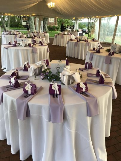 Gift place setting