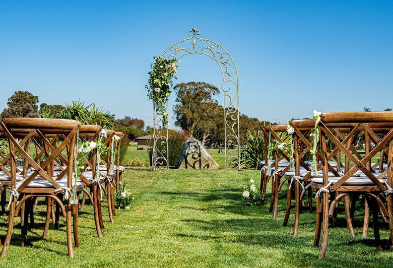 Ceremony & Arch