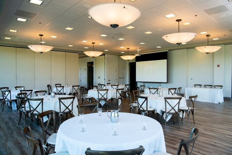 Corporate Setup Banquet Room