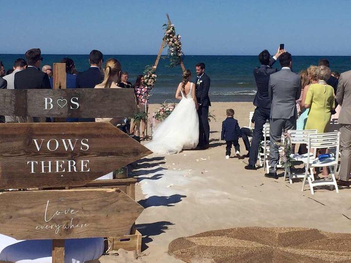 Tmx Ceremony In Progress 51 1274857 159381944395783 Dallas, TX wedding videography