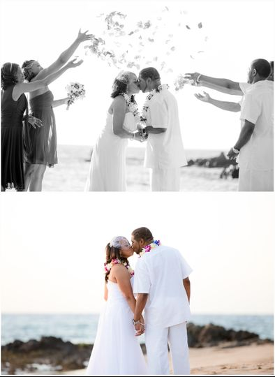 Breathtaking Beach Wedding