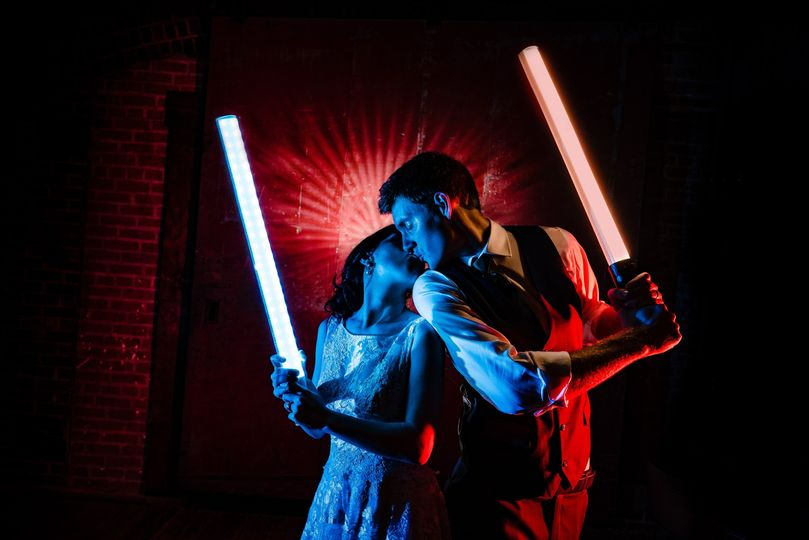 Star Wars Weddings