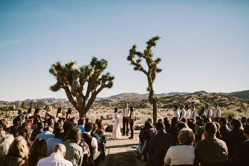 K+J Wedding / Rimrock Ranch
