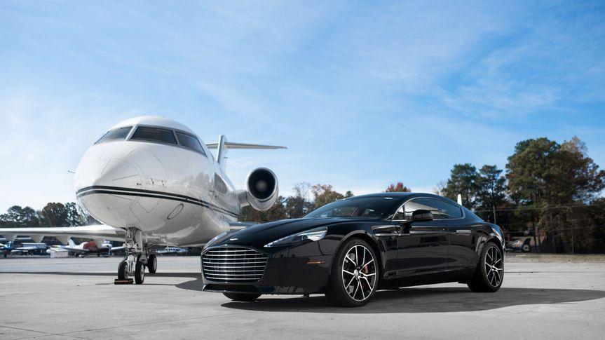 Aston martin rental