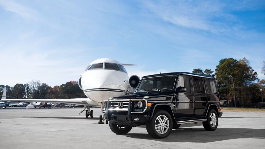 Mercedes g wagon rental