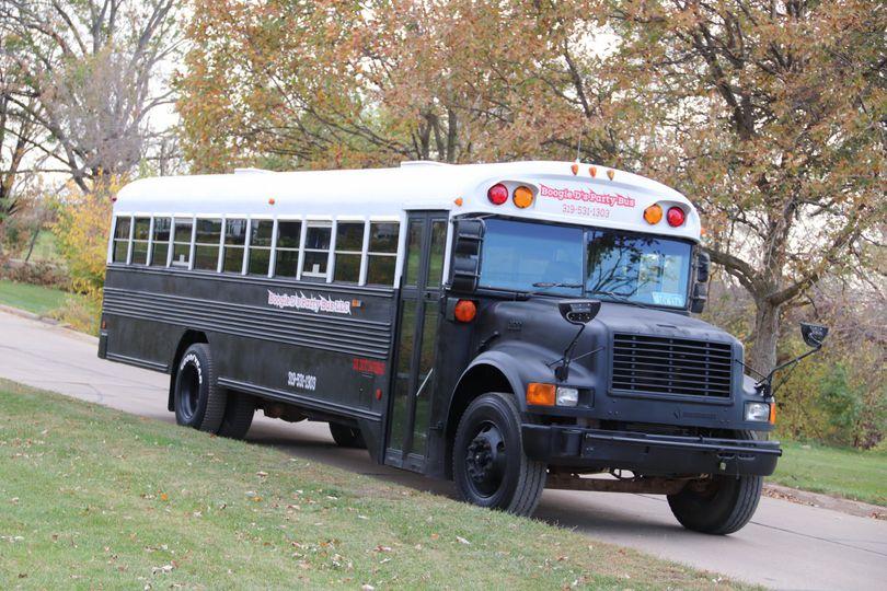 Bus #1.