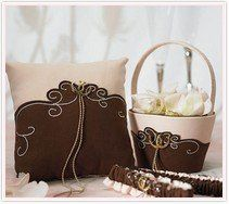 Western set for your Country themed wedding! weddingbellebridal.com carries a nice assortment of...