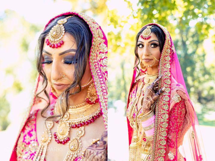 Colorful Bride