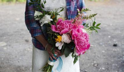 Alaska Peony Flowers