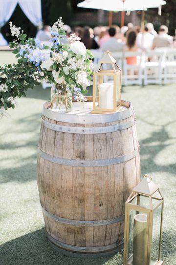 Amanda blair wedding