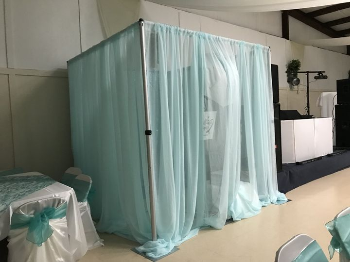 Aqua sheer enclosure