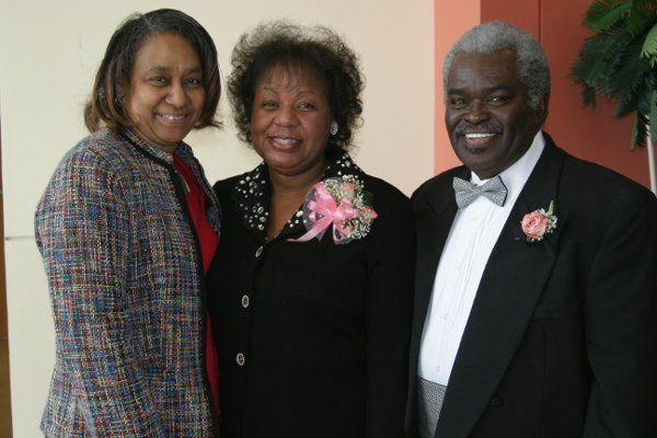 ...Alfredia, Vickie & O. Curtis...