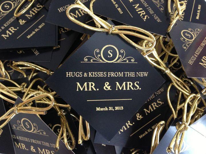 Tmx 1364342531696 IMG1363 Richford wedding favor