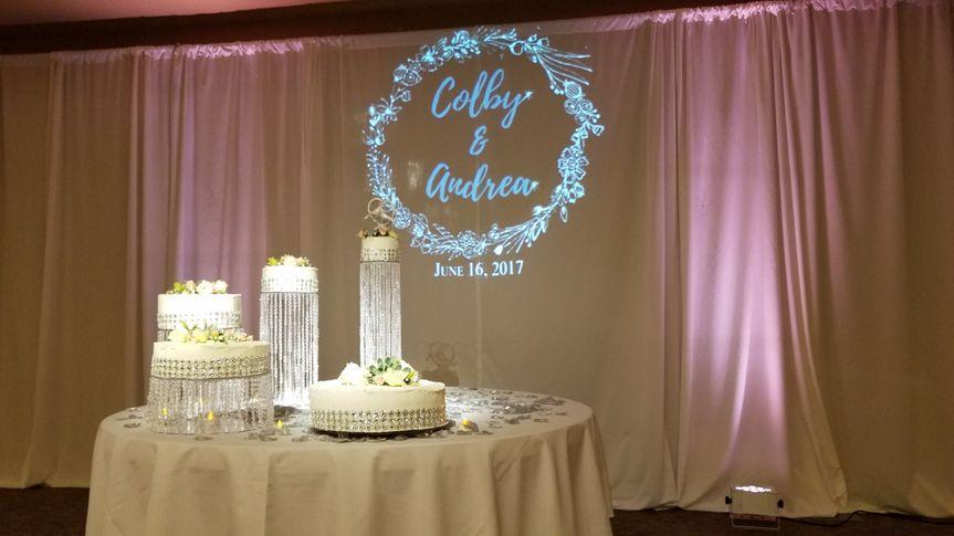 Wedding cake vendors available