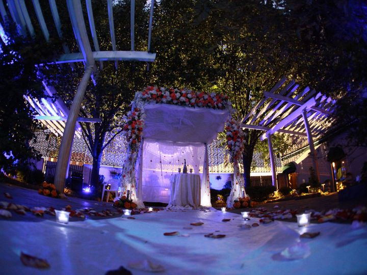 Tmx 1505055361415 Garden Pergola Brooklyn, NY wedding venue