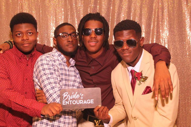 The cool crew