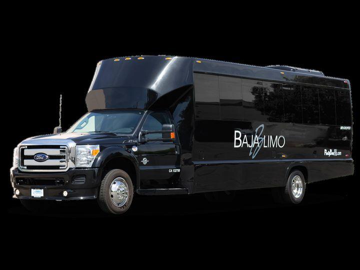 Tmx 1433180206696 Party Bus A Rancho Cordova wedding transportation