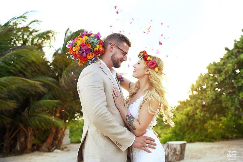 Wedding at Blue Venado