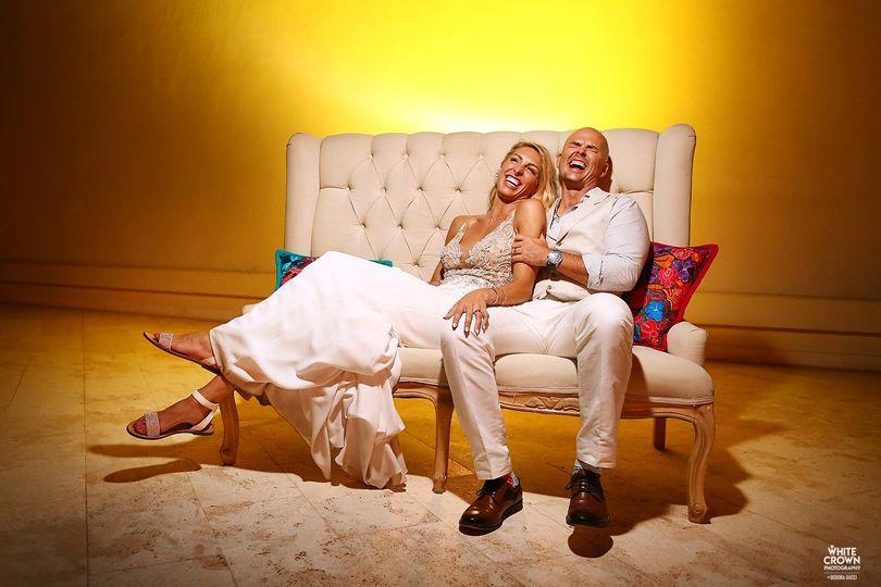 Wedding at Ziva Cancun