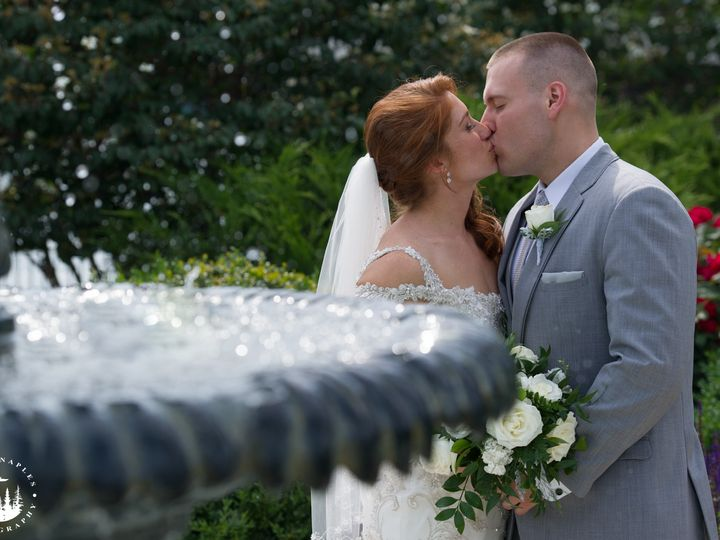 Tmx 1484687908043 Fountain Wedding Kiss Danville, PA wedding venue