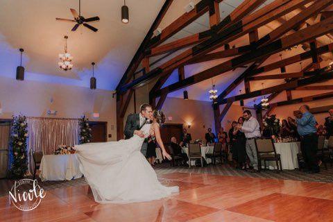 Tmx Dance Floor 51 164957 157627405420579 Danville, PA wedding venue