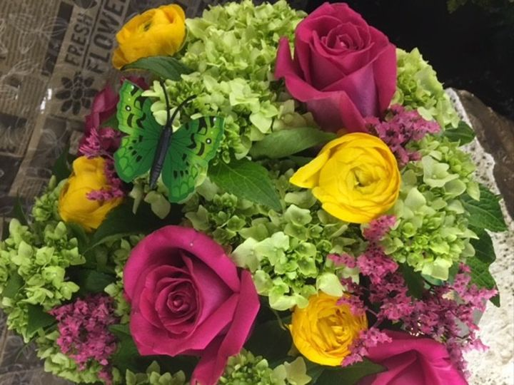 Tmx 1467066152504 Bright Centerpiece Rockwall, Texas wedding florist