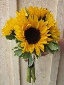 Tmx 1467066967255 Sunflower Bridal Bouquet 225x300 Rockwall, Texas wedding florist