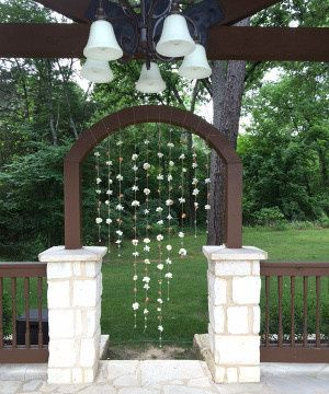 Tmx 1467142632353 Poetry Springs Arch Floral Waterfall Rockwall, Texas wedding florist